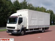 2002 DAF 45.220 SLEEPING CAB BU