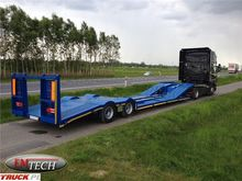 2017 emtech 2 axle low loader s