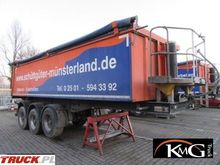 2013 Langendorf TIPPER 25 m³ NO