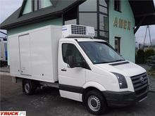 2008 VW Crafter Refrigerated FR