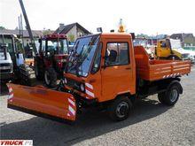 1994 Multicar M26 winter plow t