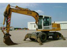 2000 Excavator Liebherr A316 Li