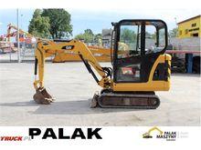 2007 cat Mini excavator cat 301