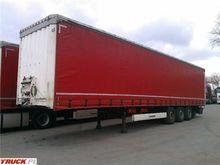 2011 krone Semi-trailer