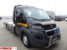 2016 Peugeot Boxer tow truck