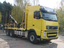2013 VOLVO FH13 for timber tran