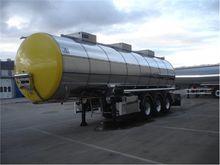 2017 PARCISA pressure food tank