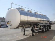 2017 PARCISA chemical tank L4BH