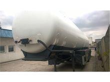 2001 LAG fuel tank 38.000 l ren