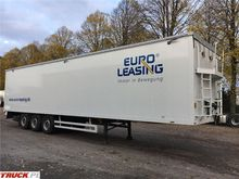 2008 reisch Movable floor 92m3,