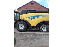 2005 Combine New Holland CX 760
