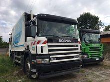 2004 Scania Garbage Truck 6x2 F