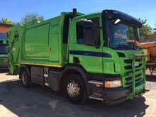 2012 Scania Euro 5 4x2 Garbage