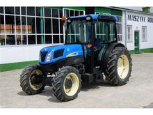 2008 New Holland T4040F 4WD fro