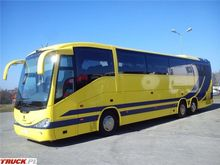 2010 scania IRIZAR 5711 seats