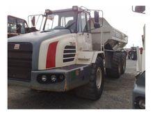 2006 Terex dump truck