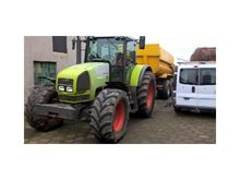 2005 set: tractor claas ares 83