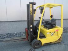 2007 Hyster J2.00 XMT ACX #1645