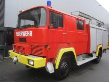 1982 Magirus Deutz FM170D11FA #
