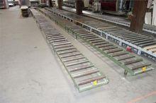 (16129) Post roller conveyors