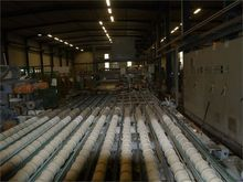 (16131) glass grinding line