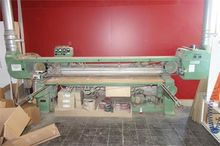 (16135) Cross belt sander fab .