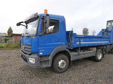 (16152) trucks fab .: Atego