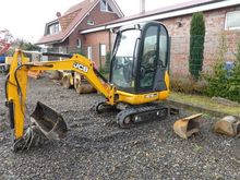 (16152) mini excavators JCB fab