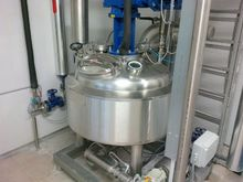 Cooker & Cooling Drum