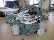 HARD CANDY WRAPPING MACHINES