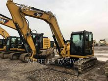 2016 CATERPILLAR 308E2 TH