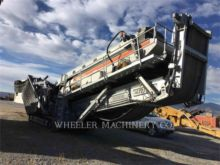Used Mobile Screeners for sale  Powerscreen equipment & more