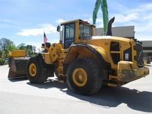Used 2012 VOLVO L180