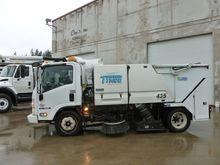 2012 Tymco 435 Used Street Swee