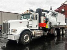 2015 GAP VAX Wet/Dry Hydro Exca