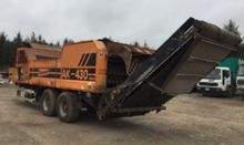 Doppstadt Ak 430 Shredder