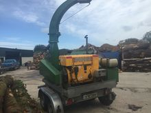 Used NHS Wood Chippe