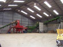 Morbark 1200 Stationary Mill