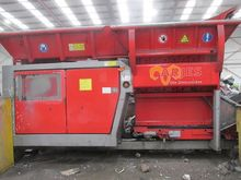 Used Arjes Shredder