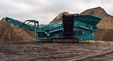 Powerscreen Warrior 1400 Track