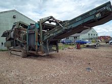 Used Powerscreen War