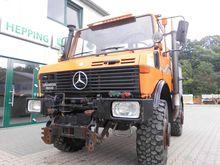1991 Mercedes-Benz UNIMOG 1600