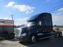 Used Single Axle Sleeper For Sale Freightliner Equipment More