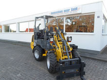 Wacker WL25 narrow tires, foldi
