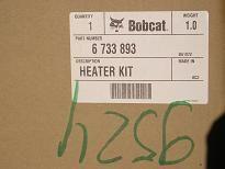 Used Bobcat Heating
