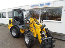 Wacker WL34 wheel loaders with