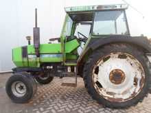 Deutz-Fahr DX 85 without MOT