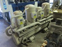 Used Trane CGWE 206