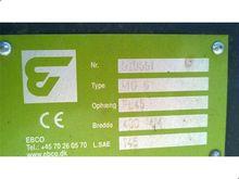 2013 Beco FL45 MG6 400mm skovl