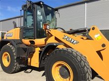 Used 2015 Case 721 F